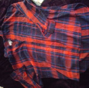 Old Navy flannel shirt 2X